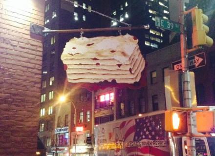Lasagna Flag